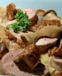 pork-tenderloin-chantrelles