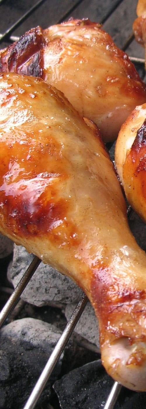Banish boring chicken from your grill with this Cajun Marinated Chicken recipe.