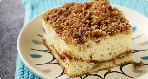 Substitute For Baking Powder In Coffee Cake