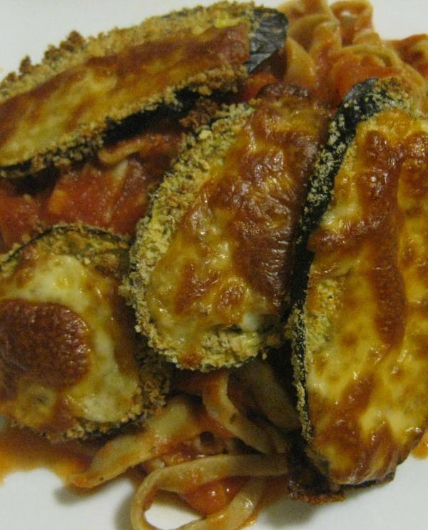 Recipe for Eggplant Parmesan