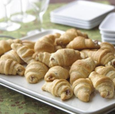 Recipe for Bacon and Cream Cheese Crescent Rolls