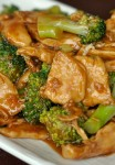 Recipe for Chicken and Broccoli Stir Fry