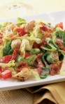 Recipe for BLT Salad – The whole family will love this quick and easy recipe based on the classic BLT sandwich.