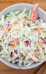 The light sweetness of thisClassic Coleslaw is a wonderful counterpoint to grilled or smoked meat