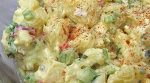 ThisGood Old Fashion Potato Salad is the type of potato salad that grandmas the world over are known for making.