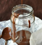 Recipe for Easy Hot Fudge and Coconut Sauce – Finally a chocolate sauce that will take away all the worry, and bridge the gap between health and food.