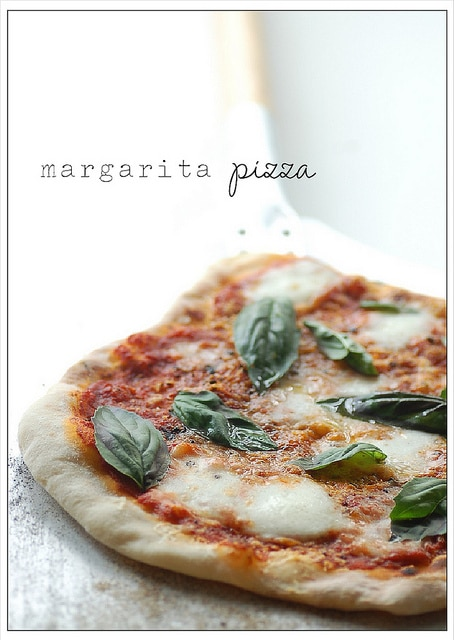 There is no need to order pizza after you learn how to make this Classic Pizza Margherita at home.