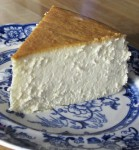 Recipe for New York Cheesecake – To me, this is the single best cheesecake I have ever had, and it is the one I return to again and again.