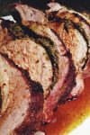 Want to make a dinner to impress virtually anyone? Then you need to try this Pork Rib Roast with Parsley Pesto! Perfectly roasted, juicy, and loaded with flavor.