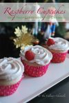 These fluffy Raspberry Cupcakes with Raspberry Whipped Cream are flavored with fresh raspberry puree. And topped with rosette swirls of raspberry flavored whipped cream. The perfect light treat that will still satisfy everyone's sweet tooth.